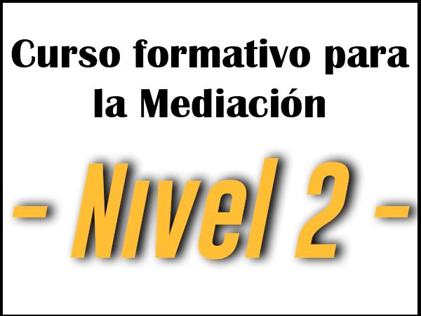 Curso para la Mediación Nivel 2 - SFAM